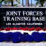 sign for Joint Forces Training Base